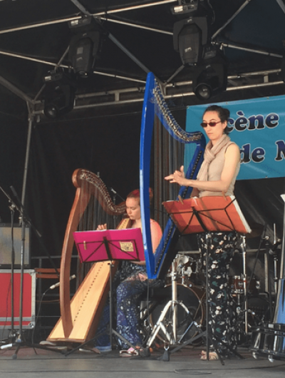 Places disponibles pour l'ensemble irlandais